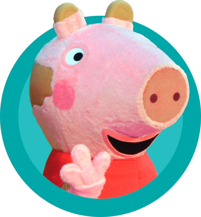 Peppa pig live in south africa come join peppa george mummy pig daddy pig and more in a fantastic adventure filled with buckets of surprises and plenty of muddy puddles m4hsunfo